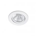 Точечный LED-светильник Trio Pamir 650510131 матовый белый