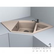 Кухонная мойка Miraggio Europa 1100Х575