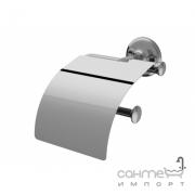 Держатель для туалетной бумаги с крышкой AM.PM Like A80341500 хром