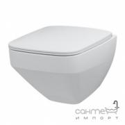 Унитаз подвесной безободковый с сидением AM.PM Inspire 2.0 C50A1700SC белый