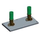 Скрытая часть для напольного смесителя FIMA F2302