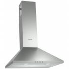 Вытяжка кухонная пристенная Gorenje WHC 623 E 16 X нержавеющая сталь