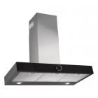 Вытяжка кухонная Gorenje DT 9 SY2 B черное стекло, нержавеющая сталь