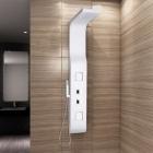 Гидромассажная панель Rea 9502 PVC белая