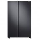 Холодильник Samsung Side-by-side RS61R5041B4/UA матовый черный
