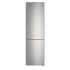 Двухкамерный холодильник с зоной свежести BioFresh и системой NoFrost Liebherr CBNef 4835 серебристый