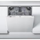Посудомоечная машина встраиваемая Whirlpool WIO 3 C 2365 E нержавеющая сталь