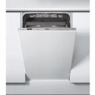 Посудомоечная машина встраиваемая Whirlpool WSIC 3 M 27 C белый