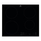 Индукционная варочная поверхность Electrolux IPE 6440 KFV Hob2Hood черный