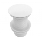 Донный клапан Rea REA-A1002 матовый белый