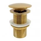 Донный клапан Rea REA-A9652 золото
