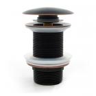 Донный клапан Rea Old Black REA-A0080 черный