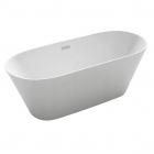Акриловая отдельностоящая ванна Rea Silvano REA-W0105 белая