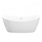 Акриловая отдельностоящая ванна Rea Ferrano REA-W0106 белая