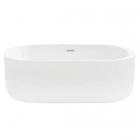 Акриловая отдельностоящая ванна Rea Molto REA-W0902 белая