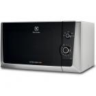 Настольная микроволновая печь Electrolux EMM21000S серебристый, черный