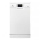 Отдельностоящая посудомоечная машина на 9 комплектов посуды Electrolux ESF9452LOW белый