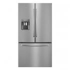 Отдельностоящий двухкамерный холодильник с нижней морозильной камерой Electrolux EN6086JOX серебристый