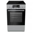 Плита кухонная электрическая Gorenje EC5341SC серебристый