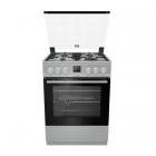 Плита кухонная газовая Gorenje GI6322XA нержавеющая сталь