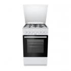 Плита кухонная комбинированная Gorenje K5241WH белый