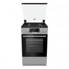 Плита кухонная комбинированная Gorenje K5341SH серебристый