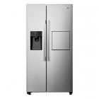 Отдельностоящий двухкамерный холодильник Gorenje Side-by-side NRS9181VXB нержавеющая сталь