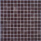 Мозаика 31,7x31,7 АкваМо Dark Brown PW25207 Anti