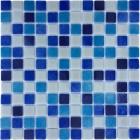 Мозаика 31,7x31,7 АкваМо MX25-1/01-2/02/03/04
