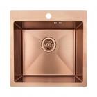 Кухонная мойка Imperial D5050BR PVD bronze Handmade 2.7/1.0 mm IMPD5050BRPVDH10 полированная бронза