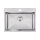 Кухонная мойка Imperial D5843 Handmade 2.7/1.0 mm IMPD5843H10 полированная нерж. сталь