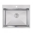 Кухонная мойка Imperial D6050 Handmade 2.7/1.0 mm IMPD6050H10 полированная нерж. сталь