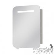 Зеркальный шкафчик с подсветкой Ювента Prato (Прато) РrM-90