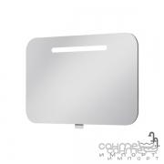 Зеркальный шкафчик с подсветкой Ювента Prato (Прато) РrM-80
