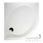 Душевой поддон из литого мрамора Fancy Marble Altair 900x900, R550