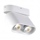 Светильник направленного света Zuma Line Rondia 2 ACGU10-146 Белый