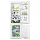 Встраиваемый холодильник с нижней морозильной камерой Zanussi ZBB 928441 S
