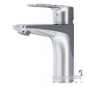 Смеситель для раковины с донным клапаном AM.PM Gem F90E82100 хром