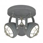 Светильник направленного света Zuma Line Balve G917006-3R Серый