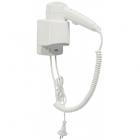 Фен для волос Meliconi SC0020, пластик белый
