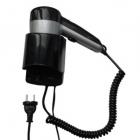Фен для волос Meliconi SC0020CS, пластик чёрный