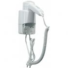Фен для волос Meliconi SC0030, пластик белый