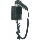 Фен для волос Meliconi SC0030CS, пластик чёрный