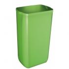 Урна для мусора 23 л Mar Plast COLORED A74201VE, напольно-навесная, крепления в комплекте