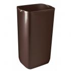 Урна для мусора 23 л Mar Plast COLORED A74201MA, напольно-навесная, крепления в комплекте