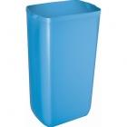 Урна для мусора 23 л Mar Plast COLORED A74201AZ, напольно-навесная, крепления в комплекте