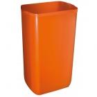 Урна для мусора 23 л Mar Plast COLORED A74201AR, напольно-навесная, крепления в комплекте