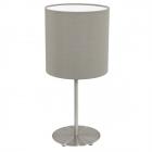 Настольная лампа Eglo PASTERI 31595, серо-коричневый