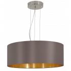 Светильник подвесной Eglo MASERLO 31608, капучино