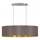 Светильник подвесной Eglo MASERLO 31614, капучино